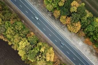 На развитие дорожной инфраструктуры выделили 81 млрд. грн.