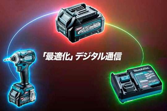 Makita представила линейку 40-вольтовых инструментов. Окончание