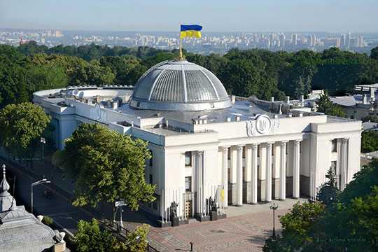 Верховная Рада расширила границы трех украинских городов