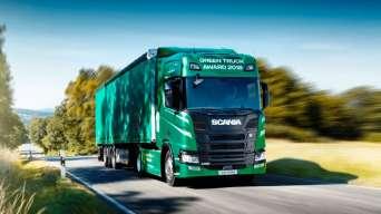 Scania анонсировала линейку экологичных грузовиков