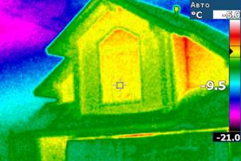 Самые распространенные источники потери тепла в частных домах. Часть 2