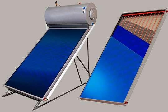 Как работает солнечный коллектор. Часть 4