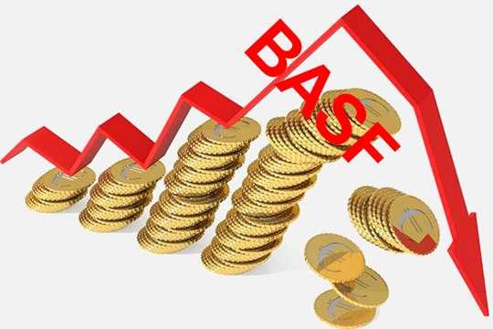 Чистая прибыль BASF сократилась на 10 %