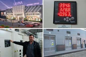 Schneider Electric обеспечила работу энергосистемы киевского ТРЦ «Lavina»
