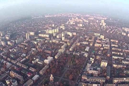 Чернигов построил 128 домов