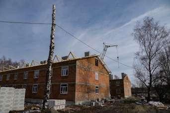 На строительстве казарм похитили 12 млн. грн.