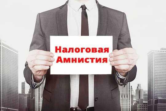 Что в первую очередь нужно задекларировать во время налоговой амнистии
