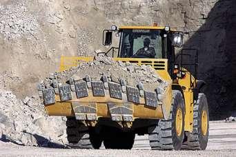 В чем преимущество колесного погрузчика CAT® 980L