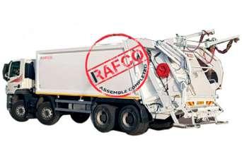 ТОПовые турецкие мусоровозы выходят на украинский рынок коммунальной техники. Часть 3