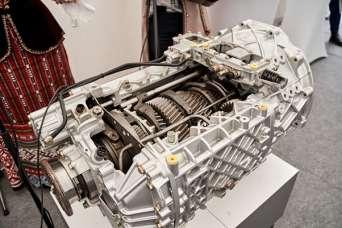 МАЗы получат 12-ступенчатый «робот» от ZF
