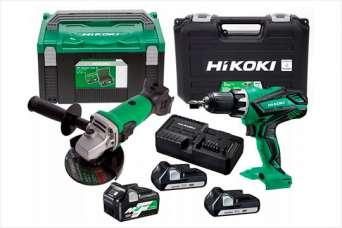 Новинки электроинструментов Hikoki (Hitachi) премиум-класса. Окончание