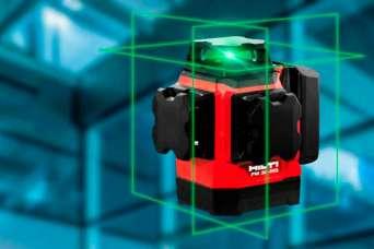 На рынок вышел новый мультилинейный лазерный нивелир