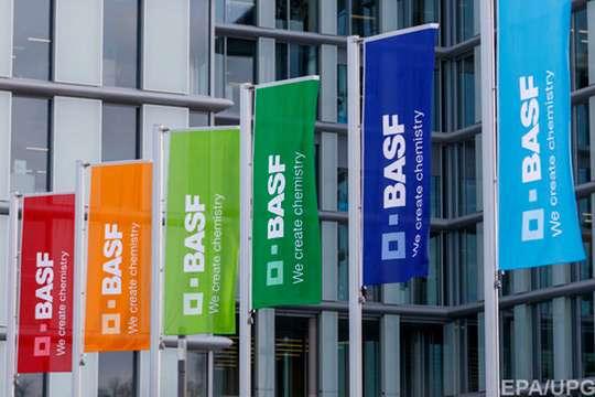 BASF начинает инвестировать в заводы в Украине
