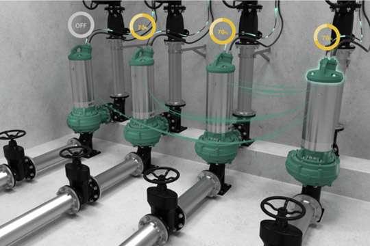 Представлена «умная» система водотведения