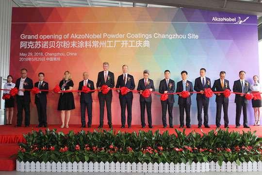 В Китае построили крупнейший в мире завод по производству красок