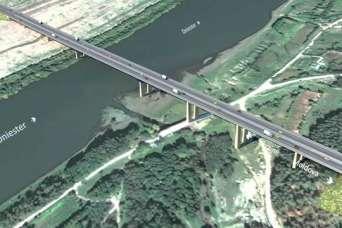 В Винницкой области будет построен новый мост через Днестр. Видео