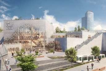 Самый крупный торговый центр Европы подвергнется редизайну