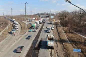 На объездной Харькова починят 58 км