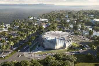 Спроектирован первый в мире коралловый банк