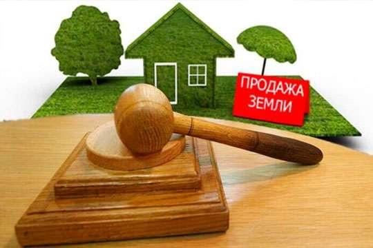 Украинскую землю можно купить в онлайн-маркете