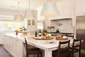Лучшие кухонные острова мира. Фото