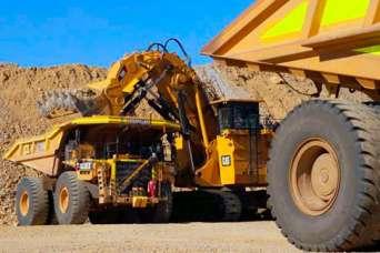 Готовится крупнейшая поставка автономной техники для горных работ