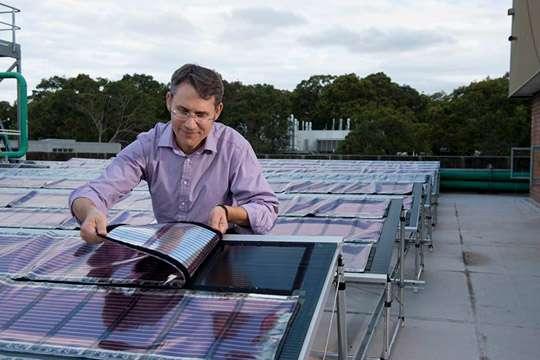 В Австралии создали солнечные панели на основе пластиковых бутылок