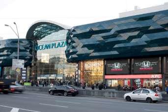 Лучший крупнейший ТРЦ расположен в Киеве