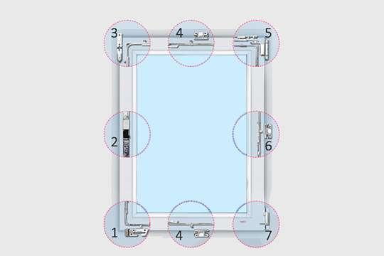 Glasso представила противовзломную оконную конструкцию