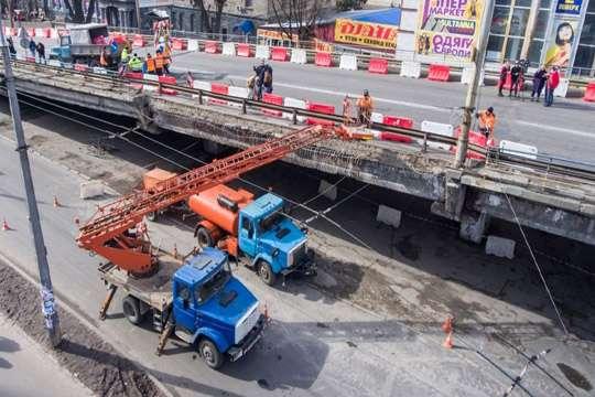 В ремонт мостов Киев вложит 2 млрд. грн.