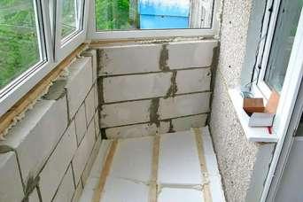 Как надежно утеплить балкон или лоджию