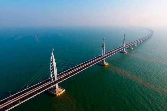 Гидроизоляция от BASF защищает самый длинный мост в мире