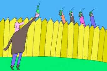 Как быстро и грамотно построить забор для дачи. Часть 2