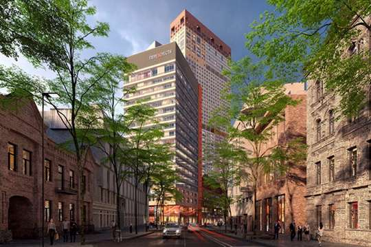 В Украине приступили к реализации самого амбициозного архитектурного проекта за последние 30 лет