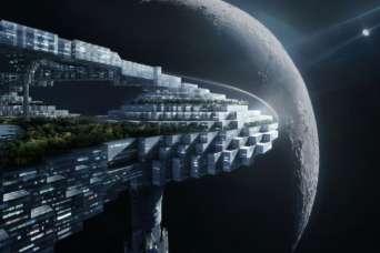 Lego создаст космический город