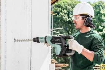 HiKOKI (бывшая Hitachi) создала новую технологию для электроинструментов