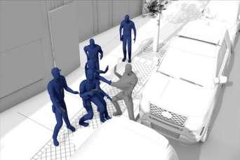 Исследователи-архитекторы восстановили детали убийства
