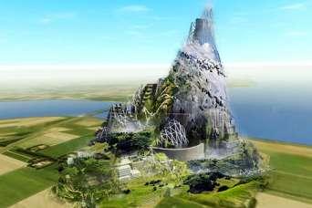 8 крутых примеров архитектуры будущего