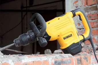 Аккумуляторные и сетевые новинки DeWALT для работы с бетоном. Обзор. Часть 4