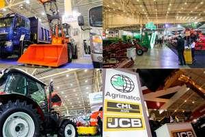 Какие новинки спецтехники представили на международной выставке «Зерновые технологии»