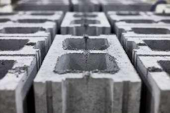 Углекислый газ убирают из процесса производства бетона