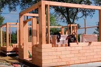 Самые необычные и курьезные строительные идеи. Видео