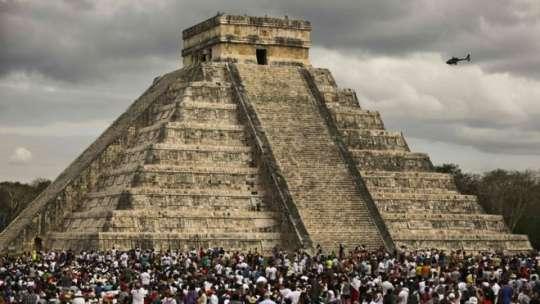 ВЧичен-Ице отыскали еще одну пирамиду