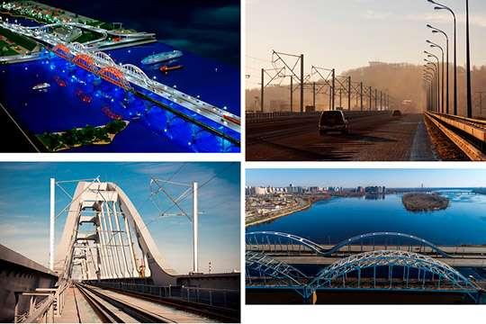 Будет ли достроен Дарницкий мост в Киеве