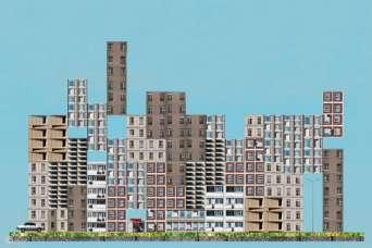 С модернистским жильем теперь можно поиграть