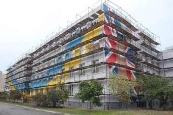 Киевской гимназии надстроили этаж