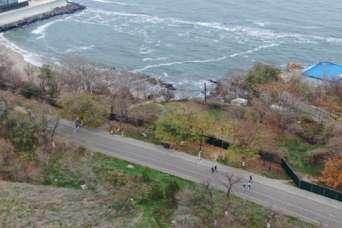 Со скандальным строительством в Одессе не борются
