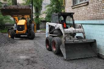 В четырех районах дворы уже не будут ремонтировать