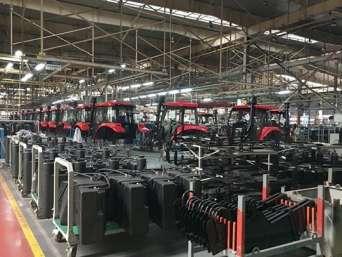 Построят ли в Украине завод тракторов YTO