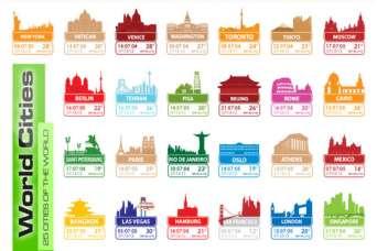 Дизайнеры скрестили города